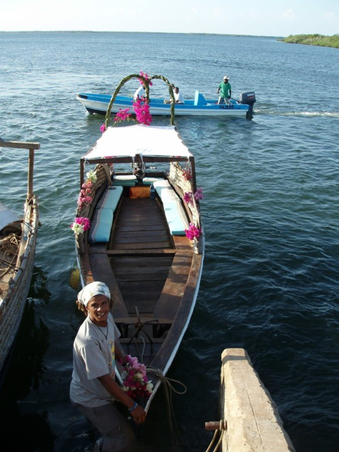 boat taxi kenya lamu manda eco lodge island retreat peace